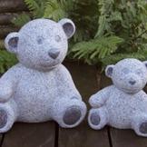 granitfigurer trädgårdskonst polerad granit