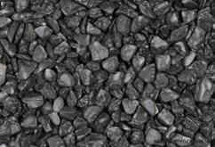 Singel svart Nero Ebano 12-16mm