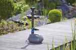 Pumpar till fontäner och vattenspel