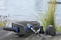 Oase Aquamax Eco Premium 12V , filter pump till dammen , pump till baddamm