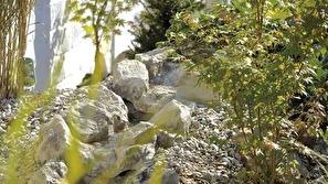 Oase Bäckränna, bäckelement , oase bäckmoduler, dammprodukter önnestad