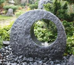 vattenstenar, fontänstenar natursten granit