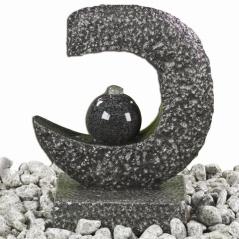 vattensten fontänsten granitfontän granit granitklot