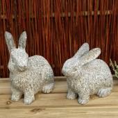 granitfigurer trädgårdskonst