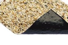 dammkant, stenfolie, stenmatta till dammkanten , snygga dammkanter