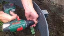 Fästspik till Ecolat kantband, dammkant, trädgårdsdammar