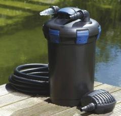 Filter till dammen, dammfilter paket, Oase Biopress set 10.000, dammprodukter