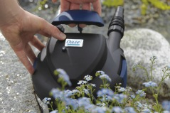 tryckfilter dammfilter oase biopress 4000 trädgårdsdammar