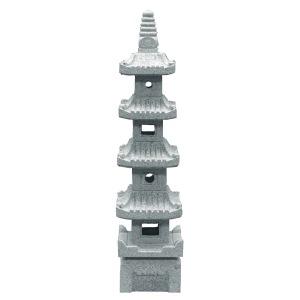 japansk trädgård japanska granithus zen pagod pagoda trädgårdskonst