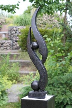 trädgårdskonst, terasso trädgårdsfigur terzzo