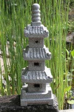 japansk trädgård japanska granithus pagoder pagod zen trädgårdskonst