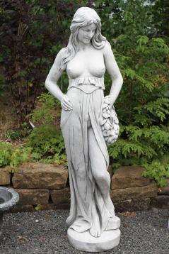 trädgårdskonst Konstmarmor , trädgårdsstaty