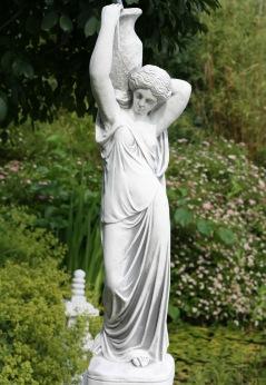 statyer, marmorkonst, trädgårdskonst