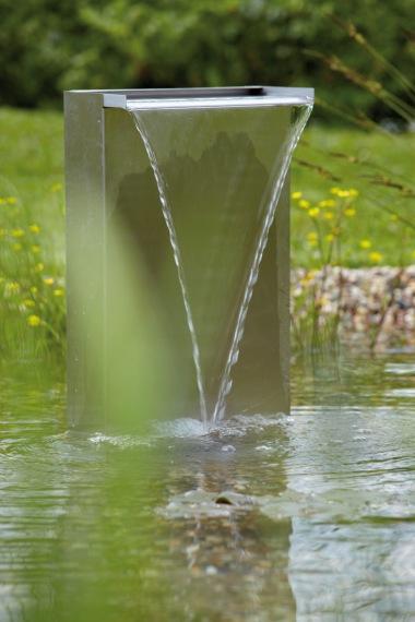 vattenfall , rostfria vattenfall