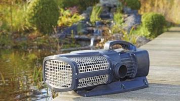 Oase Aquamax Expert, filterpump till dammen