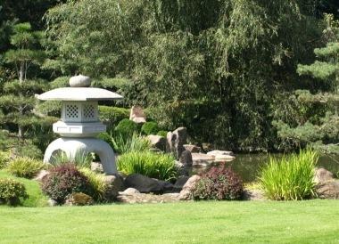 Japansk trädgårds sortiment