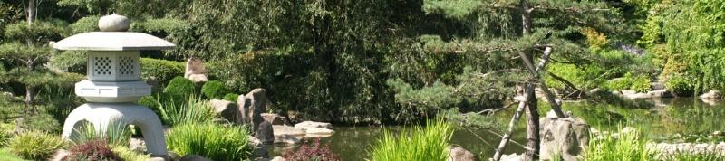 japanska trädgårdar, granitsten
