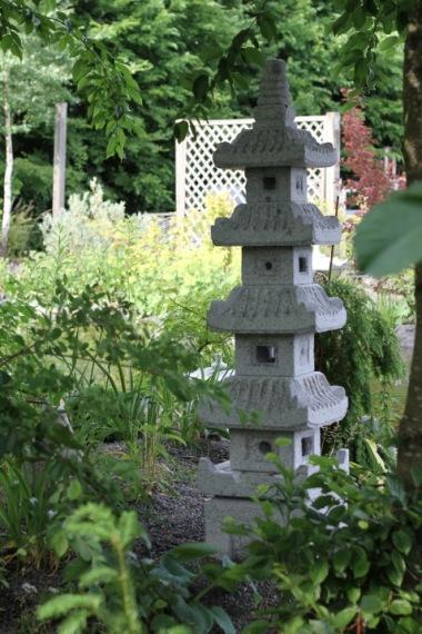 Japansk trädgård Pagoda 150cm