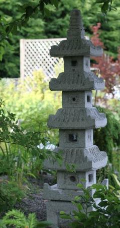 Japansk trädgård hus 150cm