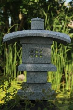 Japan Osaka trädgård