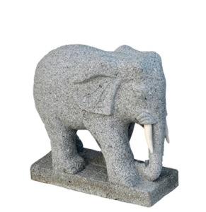 Elefant i granit