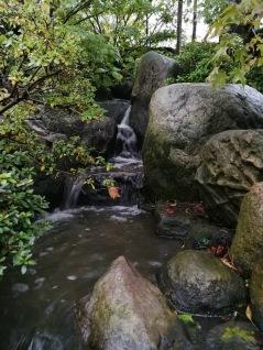 Japanskr trädgårdsdesign