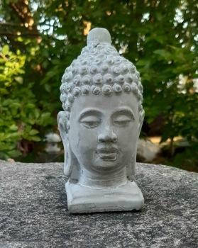 Trädgårdskonst Budda