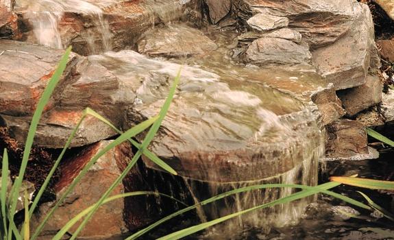 Vattenfall Oase