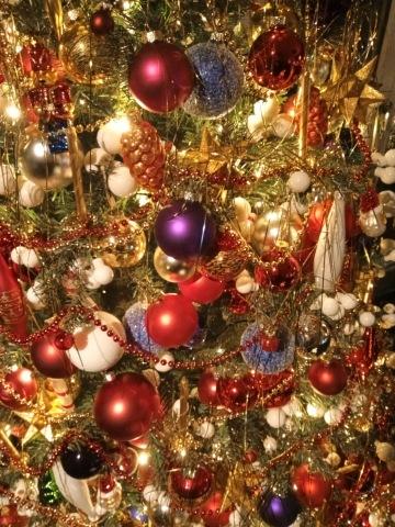 Julgran  God Jul