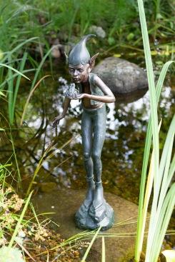 trädgårdskonst, brons statyer, bronsfigurer, brons skulptur