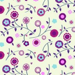 Print_Flowers_Lingon & Blåbär
