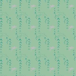 Print_Birds_Green