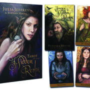 Tarot of The Hidden Realm by Julia Jeffrey, Barbara Moore