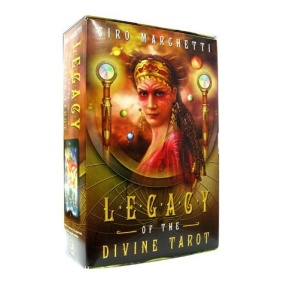 Legacy Of The Divine Tarot in English - In English