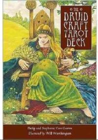 The Druid Craft Tarot - BIG SIZE - in English - In English