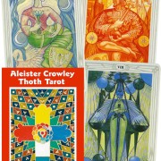 Svensk Alister Crowley Thoth Tarot
