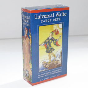 Universal Waite Tarot in English - In English