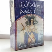 Wisdom of Avalon Oracle Cards in English
