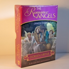 Romance Angels Oracle Cards - Doreen Virtue - in English - In English