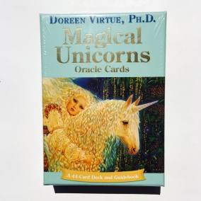 Magical Unicorns Oracle Cards - Doreen Virtue - in English - In English
