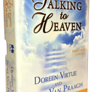 Talking to Heaven Mediumship Cards av Doreen Virtue, James Van Praagh