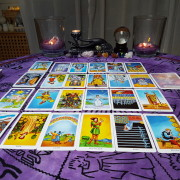 40 minute Tarot Reading, 1-2 situations/4 question - Pre-Recorded Video Reading