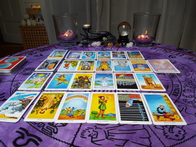 40 minute Tarot Reading, 1-2 situations/4 question - Pre-Recorded Video Reading - Reading In English
