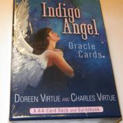 Indigo Angel Oracle Cards av Doreen Virtue