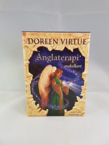 Änglaterapi orakelkort av Doreen Virtue - På Svenska