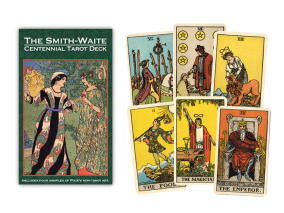 The Pamela Colman Smith-Waite Centennial Tarot - Standard Size