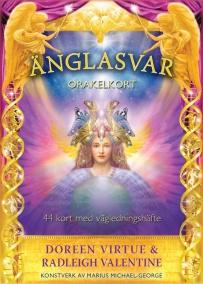 Änglasvar Orakelkort av Doreen Virtue - In Swedish Änglasvar Orakelkort