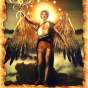 Angel Therapy Oracle Cards: A 44-Card Deck and Guidebook by Doreen Virtue