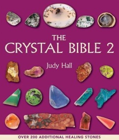The Crystal Bible 2 by Judy Hall - In English