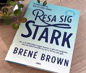Resa sig stark  av Brené Brown - På Svenska